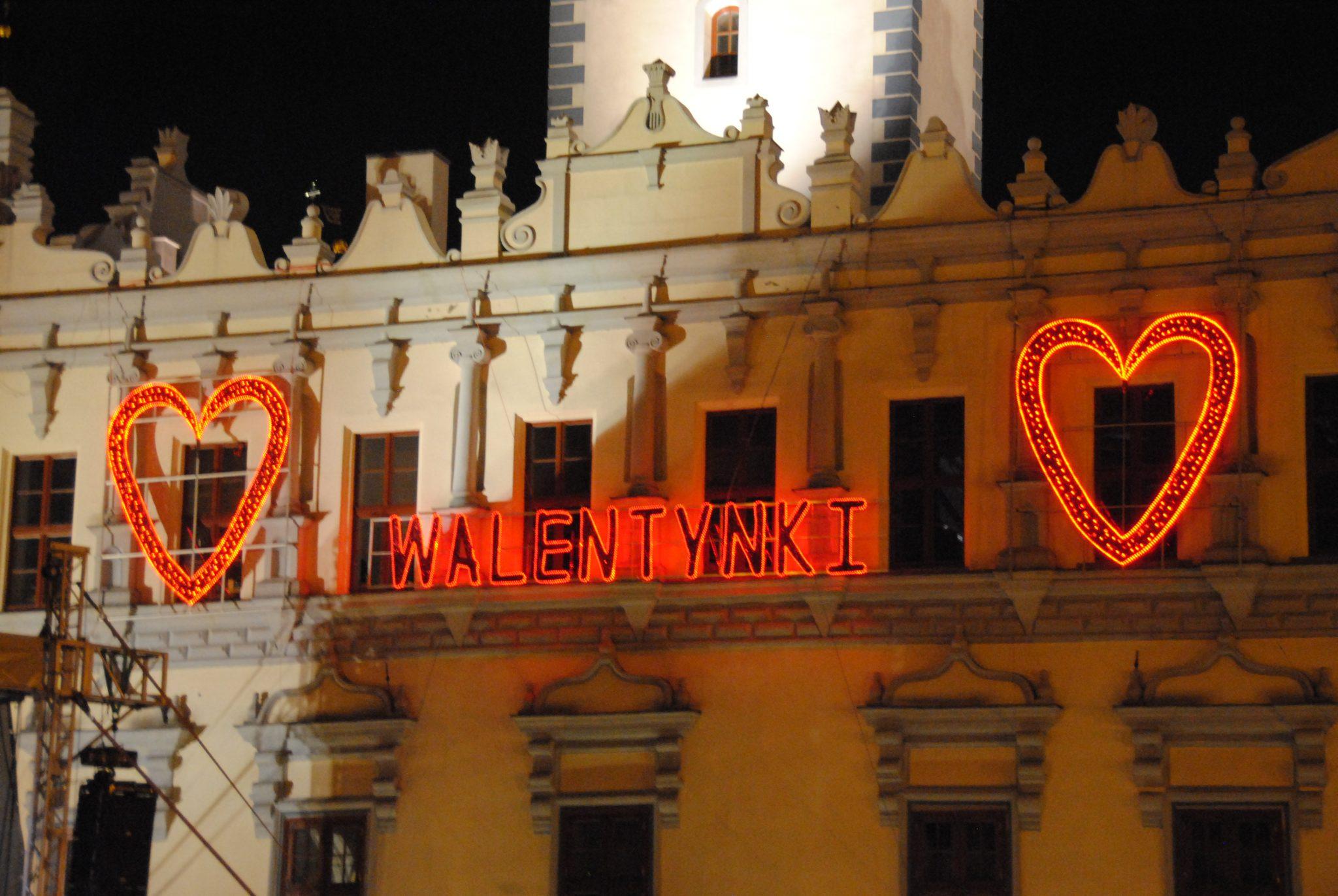Walentynki Chełmińskie Obchody Dnia św Walentego