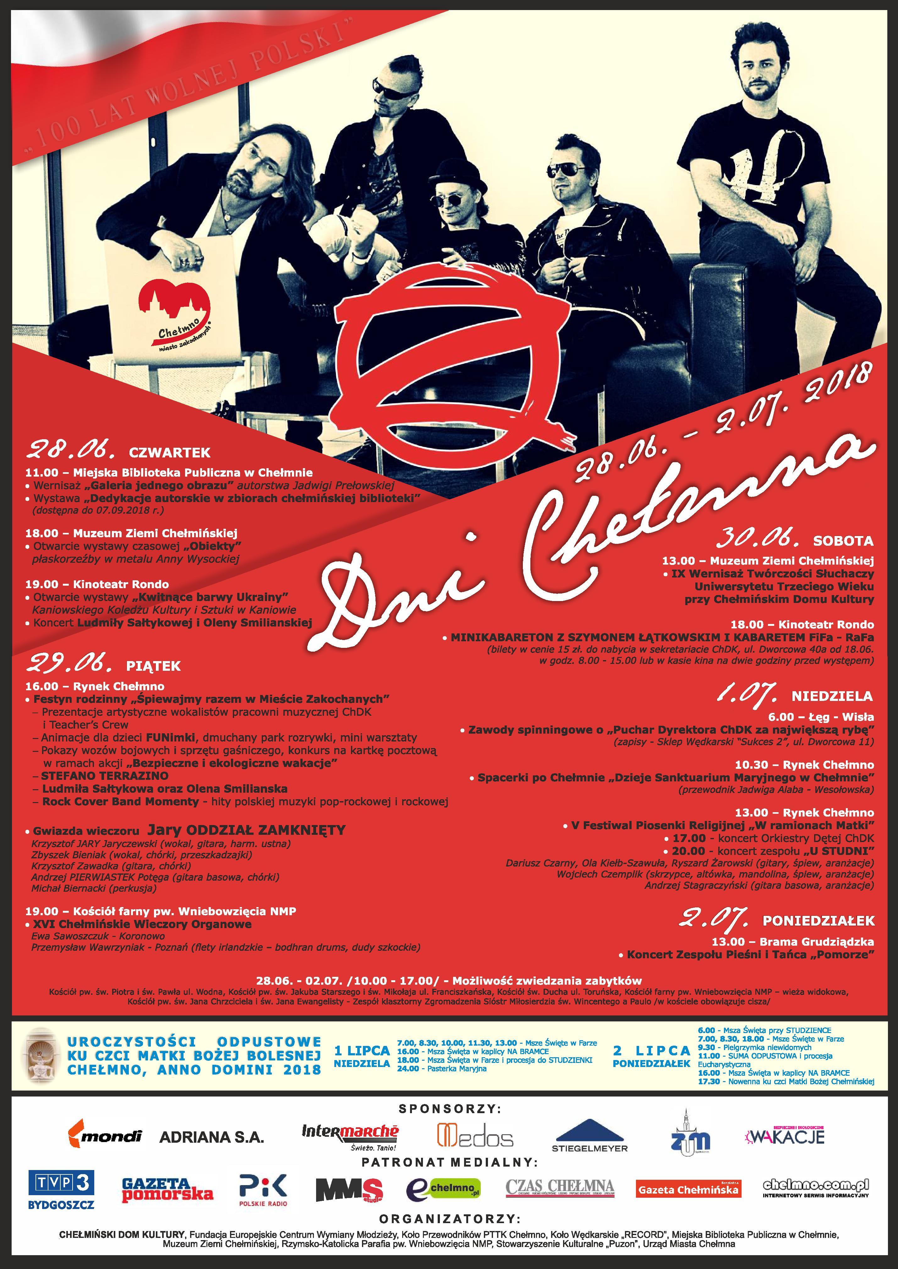 Plakat Dni Chełmna