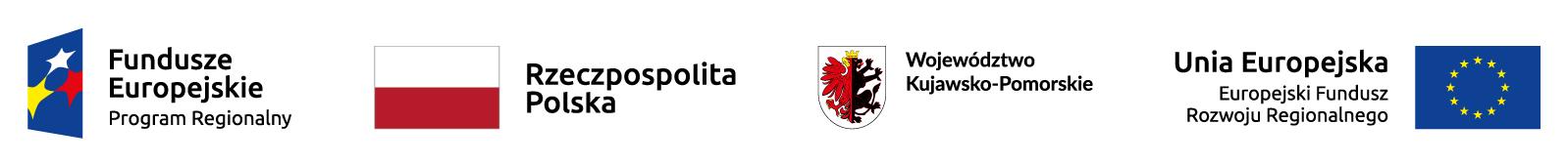 Logotypy UE, PL, RPO, UE