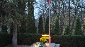 Uroczystości przy Grobie Nieznanego Żołnierza z okazji powrotu Chełmna do Macierzy po 148 latach niewoli oraz w rocznicę wyzwolenia spod okupacji hitlerowskiej (uroczystości w dniu 22.01.2019 r.)