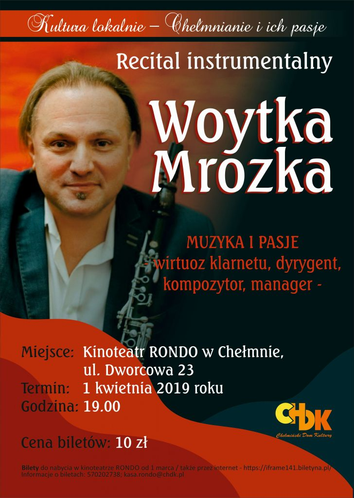 """""""Kultura lokalnie - Chełmnianie i ich pasje"""""""