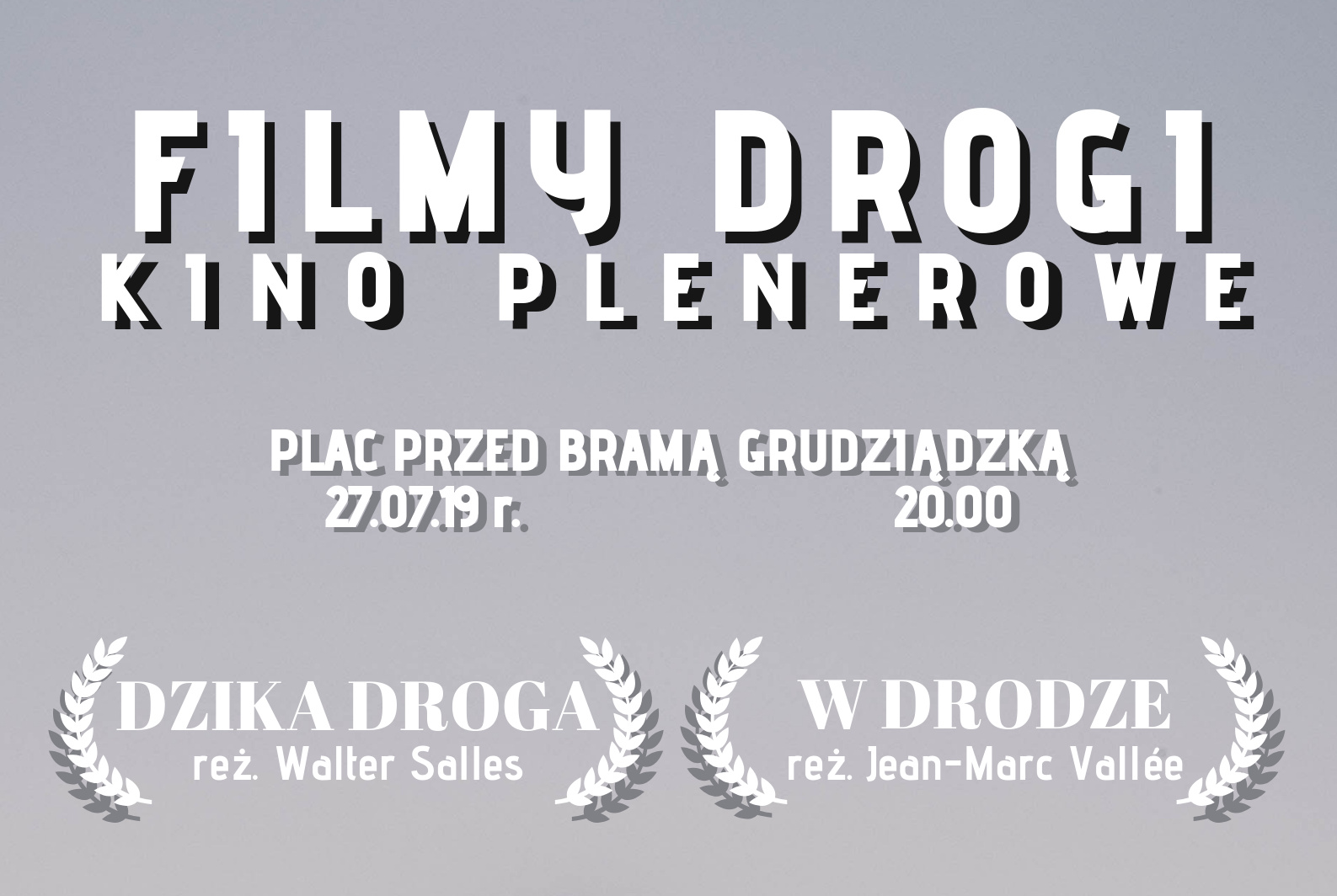 Filmy Drogi 2019